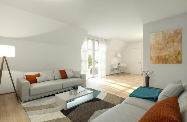1 Zimmer Wohnung   Wohnen Auf Kleinem Raum